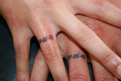 Permanent Rings